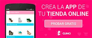Crea la App de tu tienda online